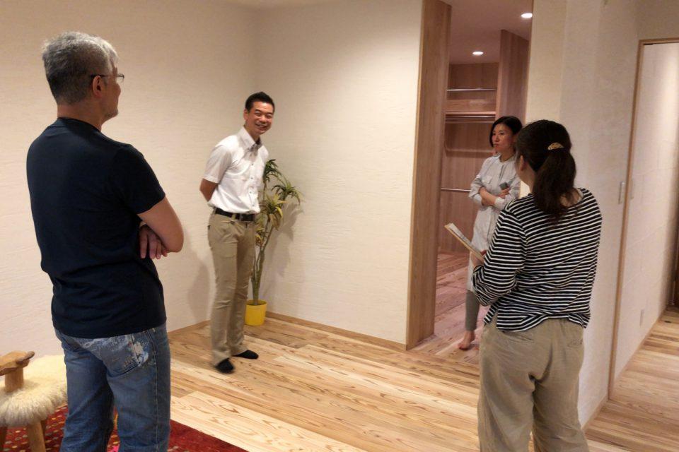 大規模リノベーション完成見学会in新潟市東区
