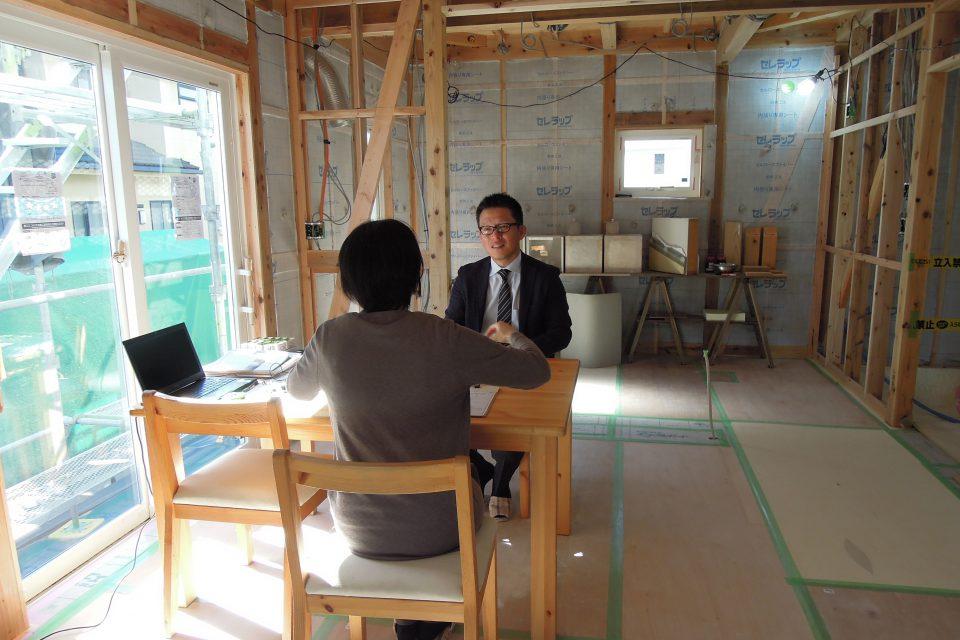 【予約制】新築構造見学会in新潟市西区坂井砂山