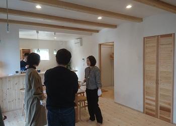 【完全予約制】新築完成見学会in新潟市西区坂井付近