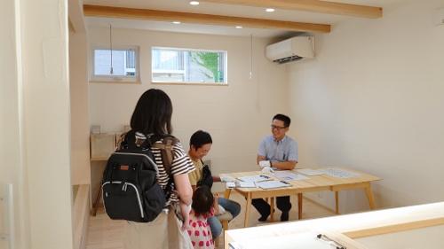 【8/31〜9/8】新築注文住宅の完成見学会 in 上大川前通