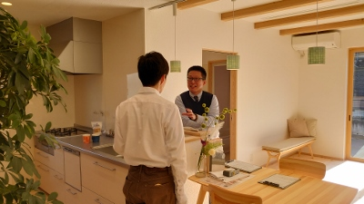 【11/30〜12/1】新築注文住宅の完成見学会 in 新潟市中央区大島