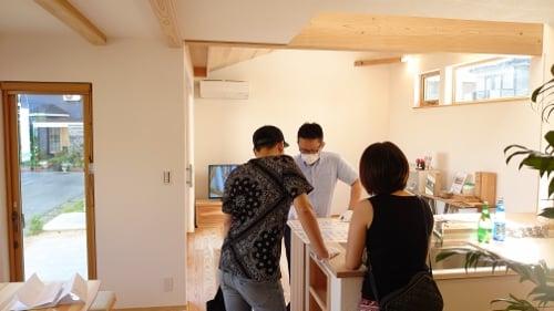 【満員御礼!】2020年6月新築完成見学会in新潟市東区|新潟の健康住宅「