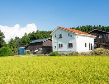 明るい未来の家