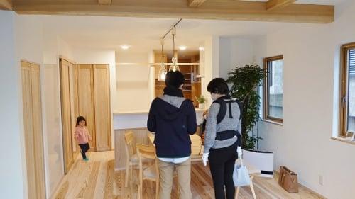 【12月12日・13日】新築完成見学会 in 新潟市北区 | 新潟の健康住