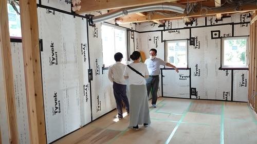 【オンライン参加OK】新築構造見学会 in 阿賀野市